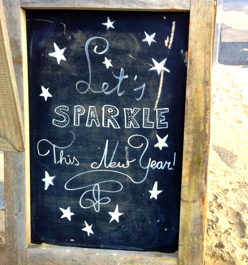 Sparkle every day