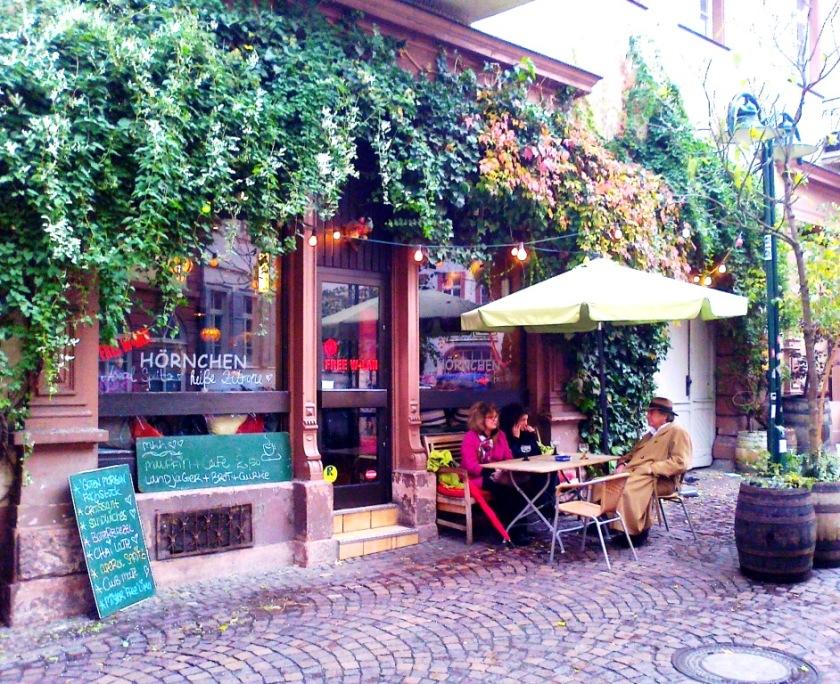 Heidelberg Untere Strasse