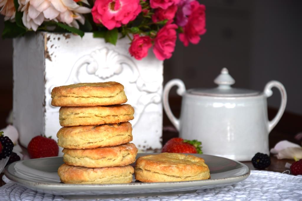 Very British – Scones mit Very Berry Chia Jam