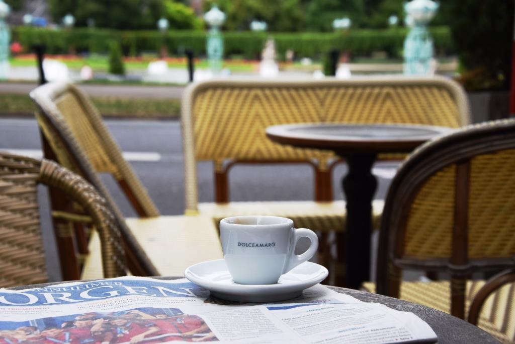 Komm Kaffee trinken: Caffè BarDolceamaro