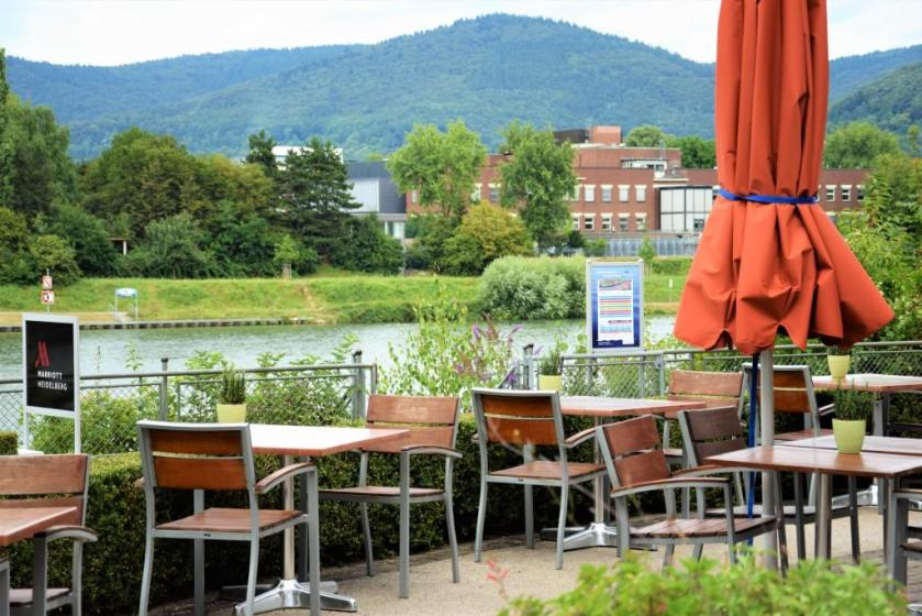 heidelberg restaurants und bierg rten mit wasserblick unterfreundenblog. Black Bedroom Furniture Sets. Home Design Ideas