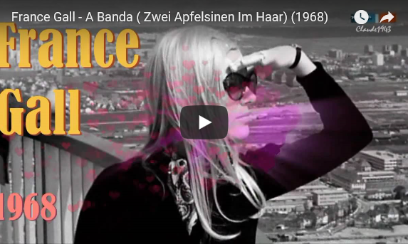 France_Gall_Youtube