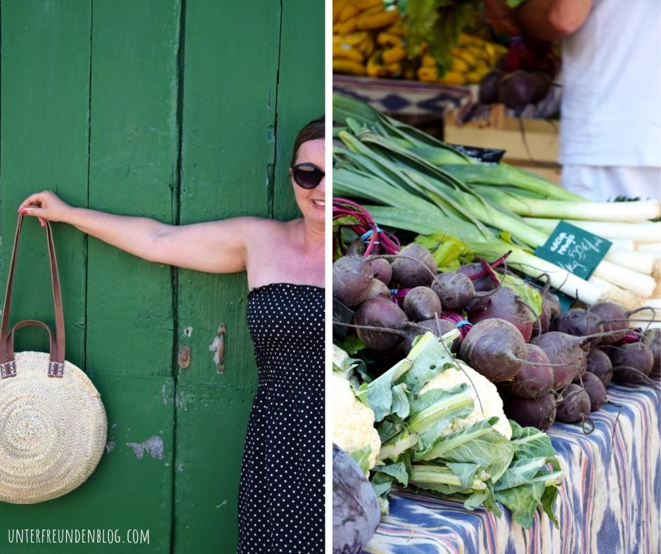 Mallorca Markt Travelblog Unterfreunden
