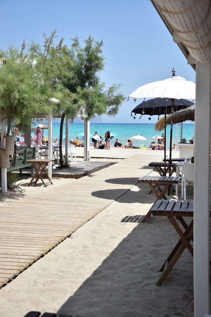 Ponderosa Beach Restaurant Mallorca