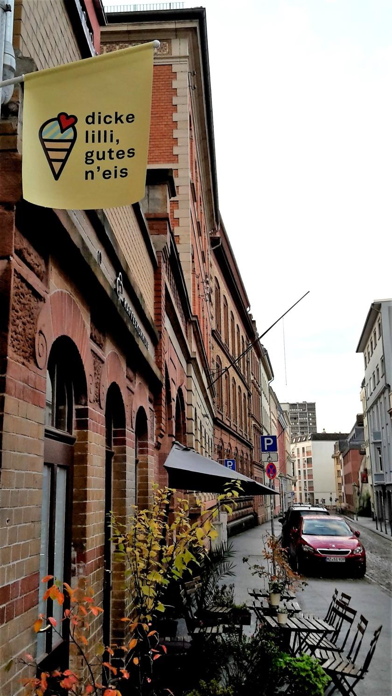Unterfreundenblog Komm Kaffee trinken Dicke Lilli Gutes N'eis Mainz