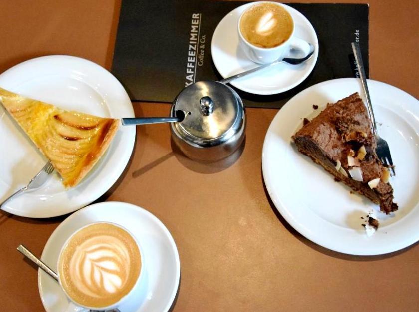 Unterfreundenblog Woche in Bildern Kaffeezimmer Heidelberg