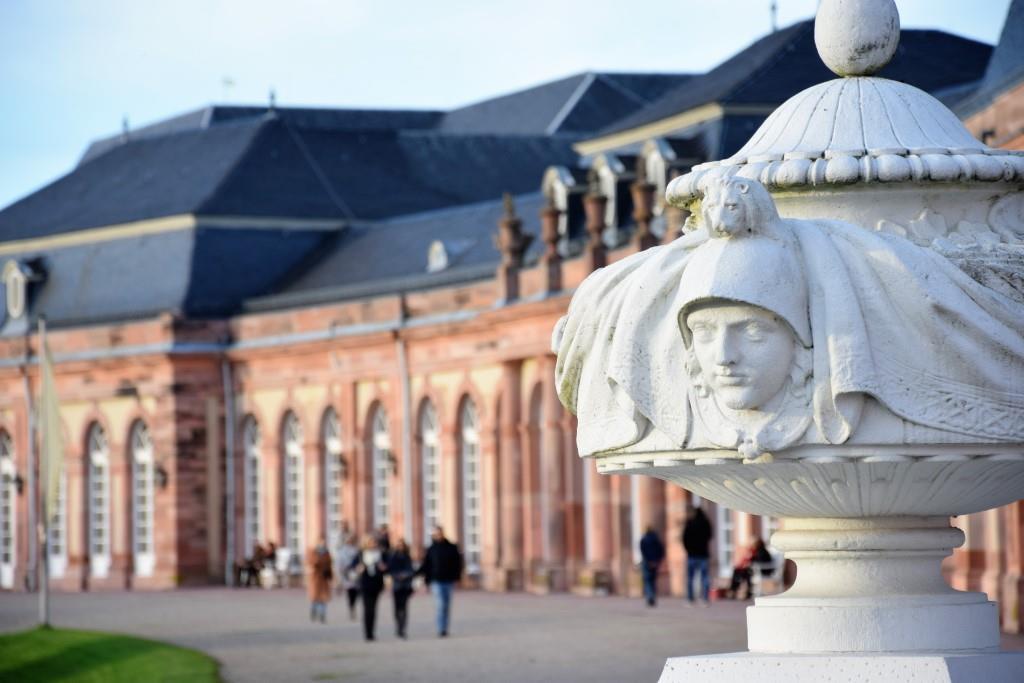 Schlosspark Schwetzingen Barockschloss Unterfreundenblog