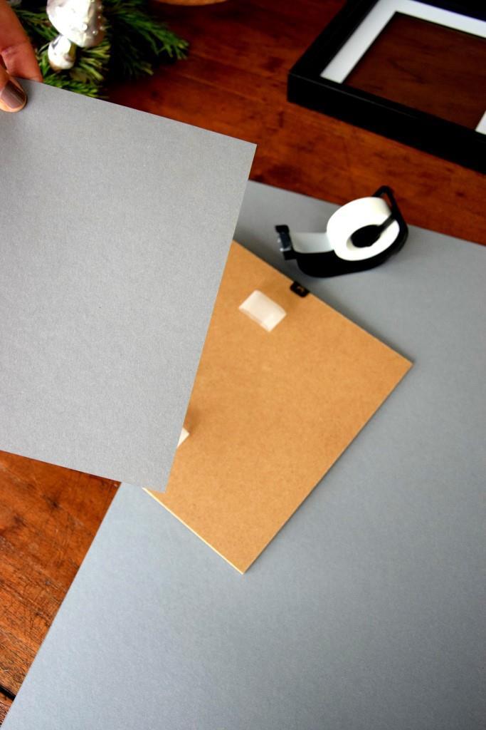 DIY Easy Peasy Fotogeschenk 3D-Effekt www.unterfreundenblog.com