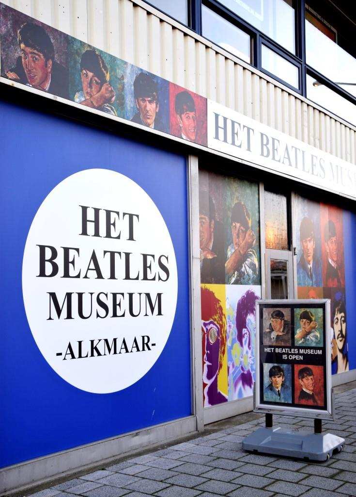 Unterfreundenblog Winter in Holland Beatles Museum Alkmaar