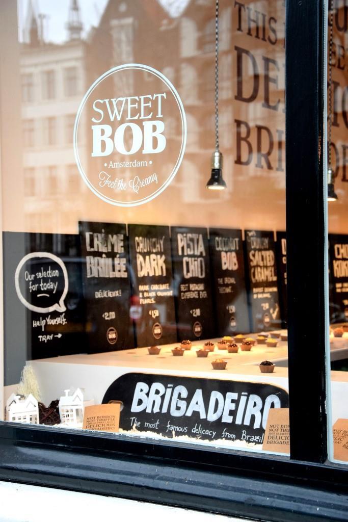 Sweet Bob Amsterdam Brigadeiros Jordaan Unterfreundenblog