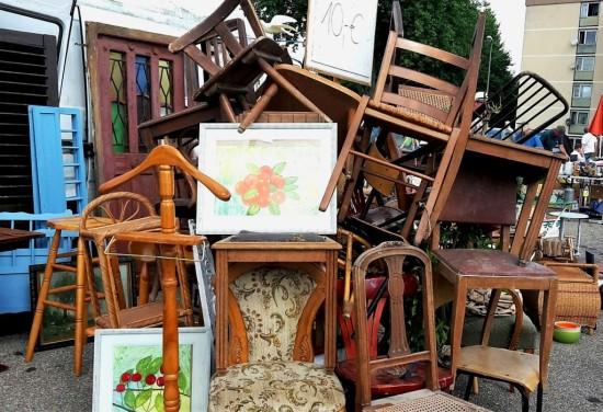 Unterfreundenblog Wochenendtipps Flohmarkt Trödelmarkt Heidelberg