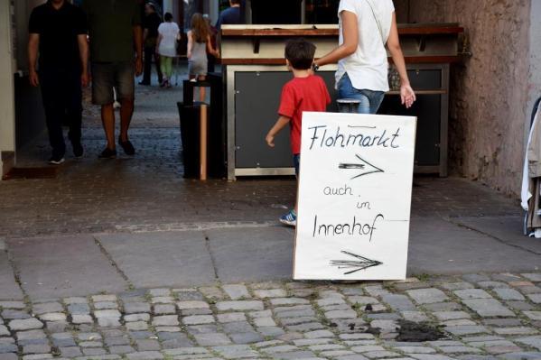 Unterfreundenblog - Wochenendtipps 1. Mannheimer Hofflohmarkt Neckarstadt 2017