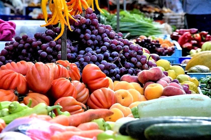 Unterfreundenblog - Mallorca Markt Obst und Gemüse