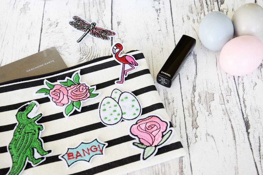 Patch me if you can! Geschenke verpacken mit dem Patches Trend