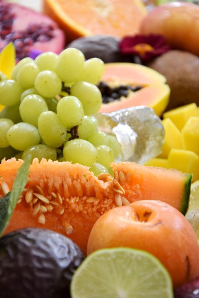 Regenbogen Smoothie Bowls / Rainbow Fruits für Smoothie Bowls - Unterfreundenblog
