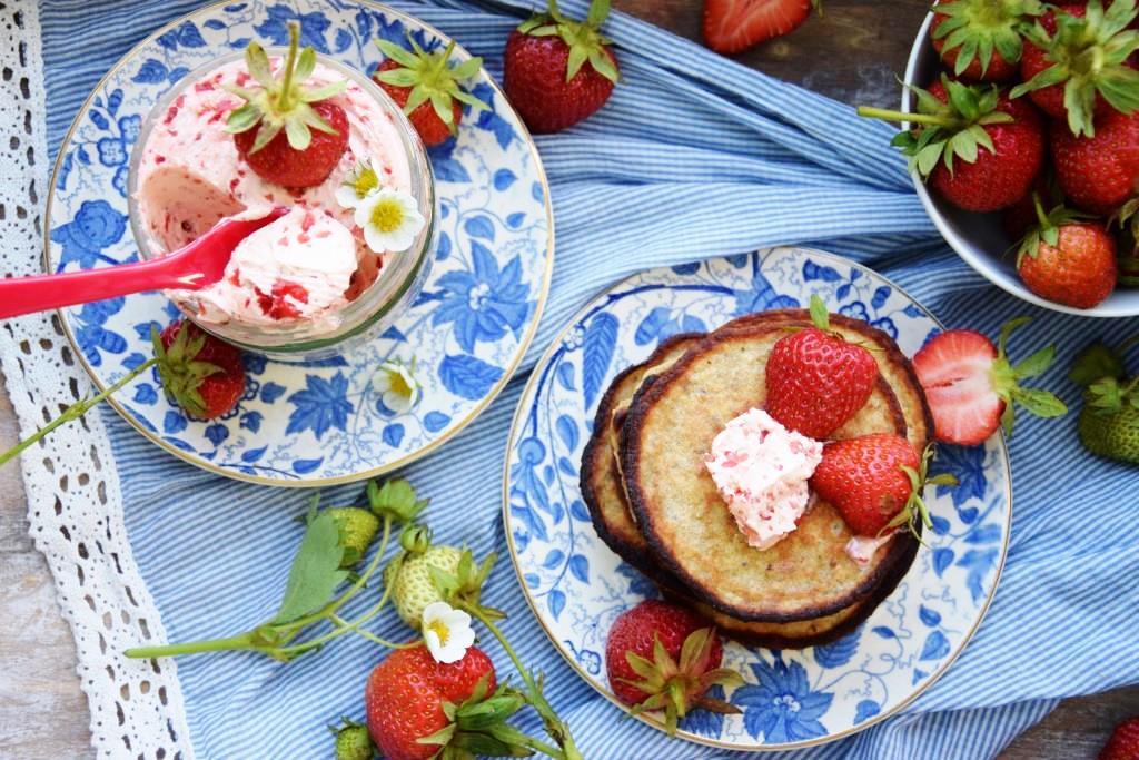 Erdbeer-Butter – beerenstarkes Frühstücksglück inPink!