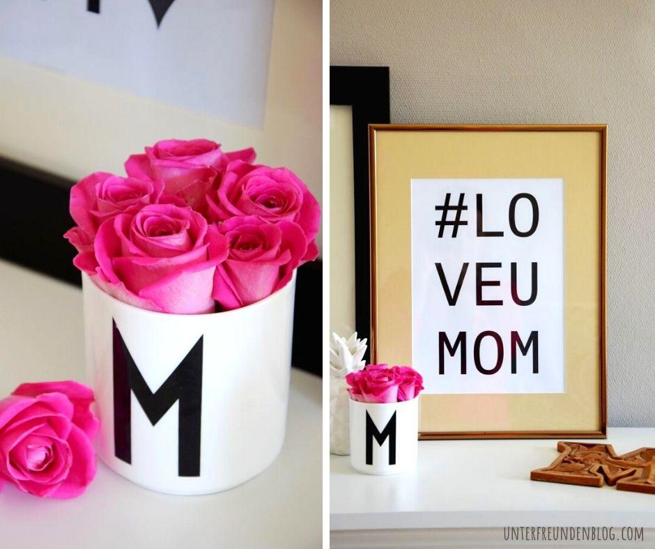 Muttertag – Free Printables für tolle Moms!{Freebie}