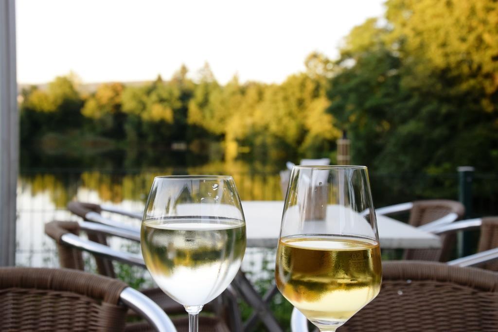 Rhein-Neckar-Region: Die schönsten Restaurants, Cafés und Biergärten mitWasserblick