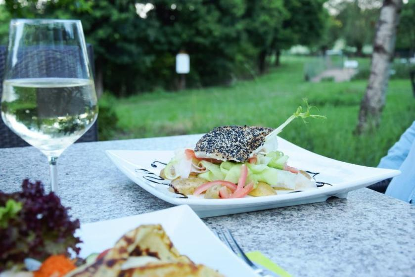Restaurants mit Wasserblick Seeblick Rhein-Neckar-Raum - Zum Seeblick Bammental - Unterfreundenblog