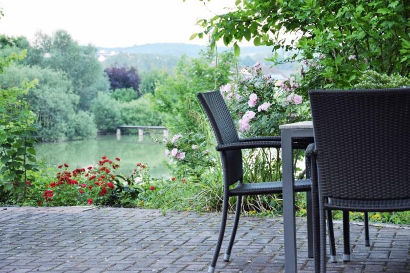 Restaurants mit Wasserblick Seeblick, am See Rhein-Neckar-Raum - Zum Seeblick Bammental - Unterfreundenblog