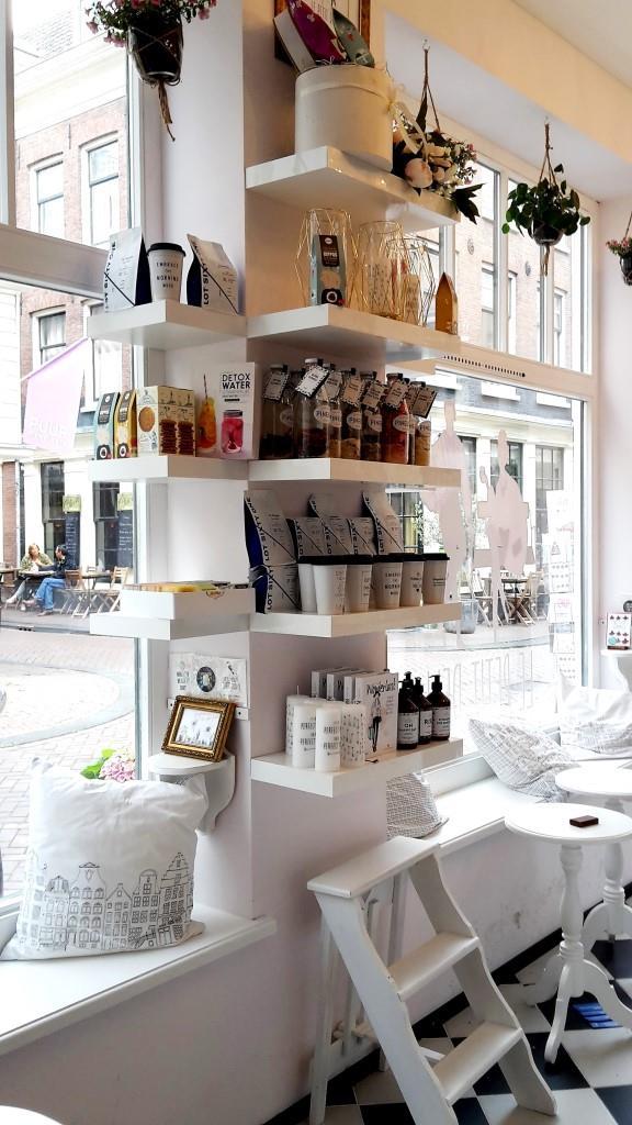 Lieblings-Cafés in Amsterdam: Le Petit Deli