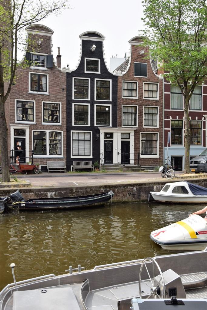 Amsterdam Houses - Unterfreundenblog