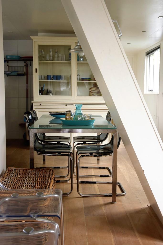 Ahoi Amsterdam - Loft Style auf dem Hausboot - Unterfreundenblog