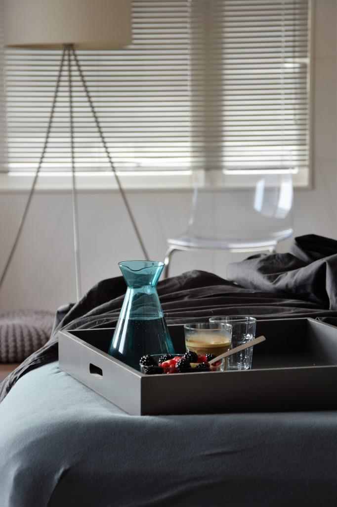 Ahoi Amsterdam - Breakfast / Loft Style auf dem Hausboot - Unterfreundenblog