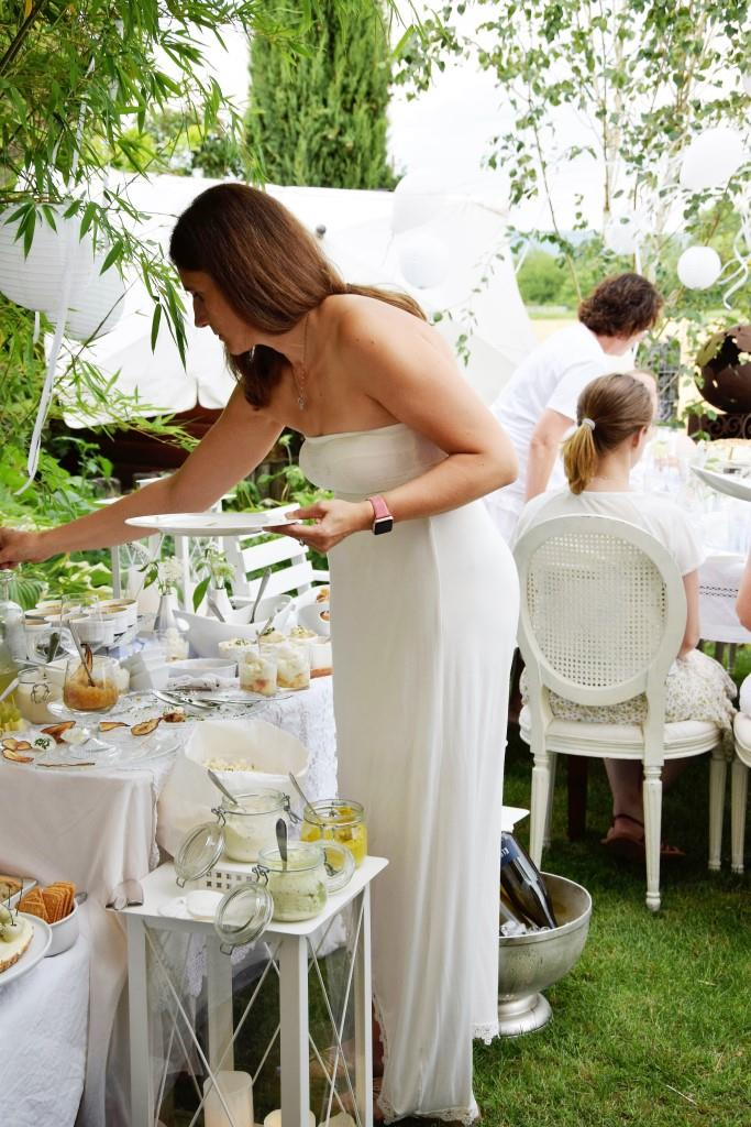 Blogger-Event White Dinner / Diner en Blanc / White Picknick - Unterfreundenblog
