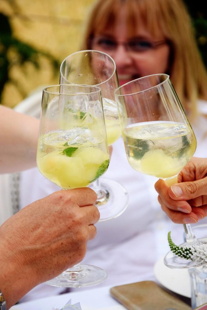 White Dinner / Diner en blanc / Gartenparty / Sommerfest - der Blogevent der Rhein-Neckar-Blogger - Unterfreundenblog