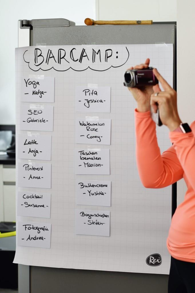 Barcamp - Das Event der Rhein-Neckar-Blogger