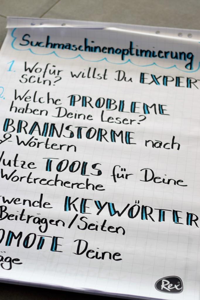 Rhein-Neckar-Blogger-Barcamp - SEO - Unterfreundenblog