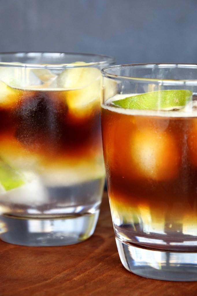 Iced Espresso Tonic - Dreierlei Hitzefrei - Unterfreundenblog