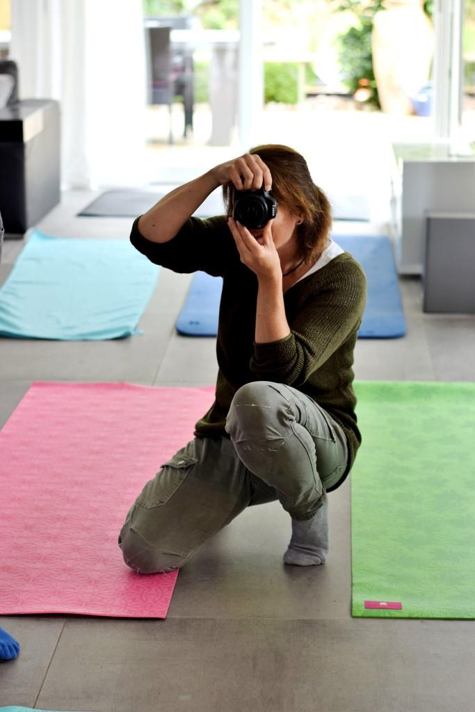 Rhein-Neckar-Blogger-Barcamp - Yoga Session