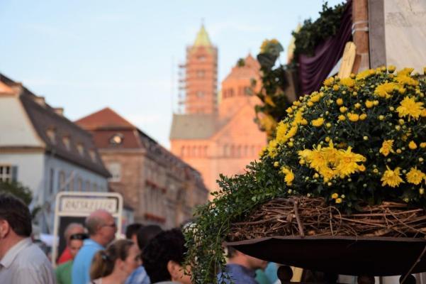 Unterfreundenblog Wochenendtipps - Bauernmarkt Speyer