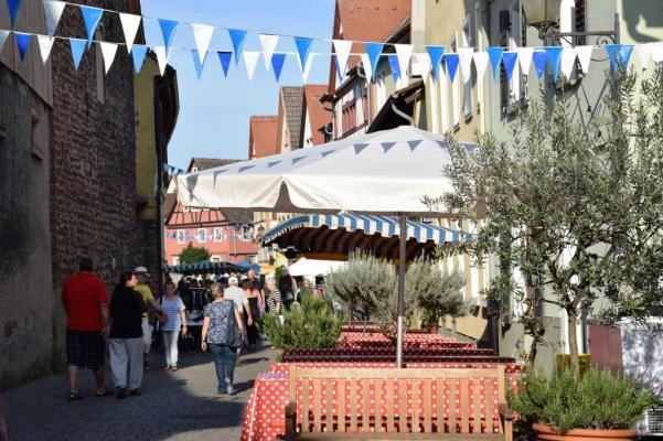 Altstadtfest Ladenburg - Unterfreundenblog Wochenendtipps