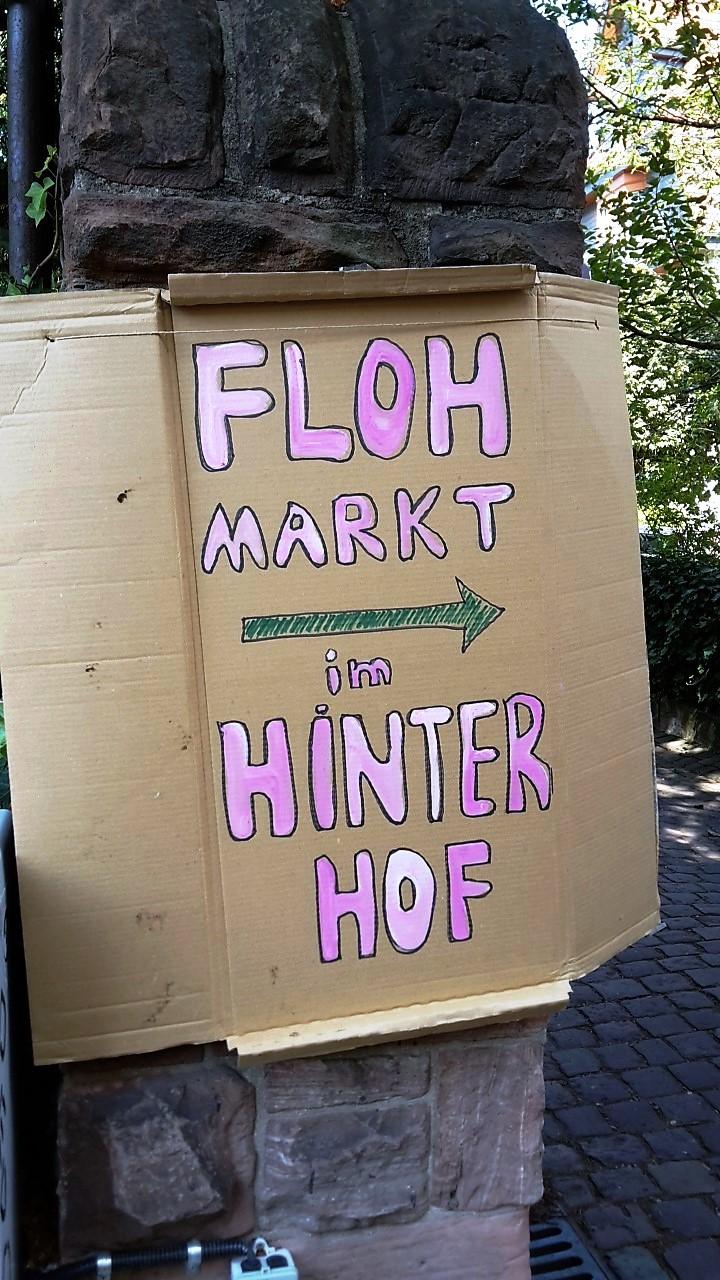 Vintage Love Flohmarkttermine Rhein-Neckar 2018 - Unterfreundenblog (1)