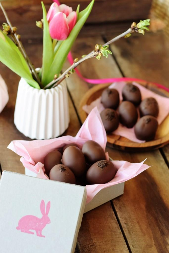 OREO Schokoladeneier - Frohe Ostern!