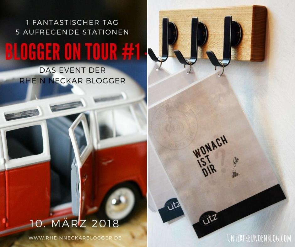 Auf Tour mit den Rhein-Neckar-Bloggern – fünf fabelhafte Adressen in derRegion