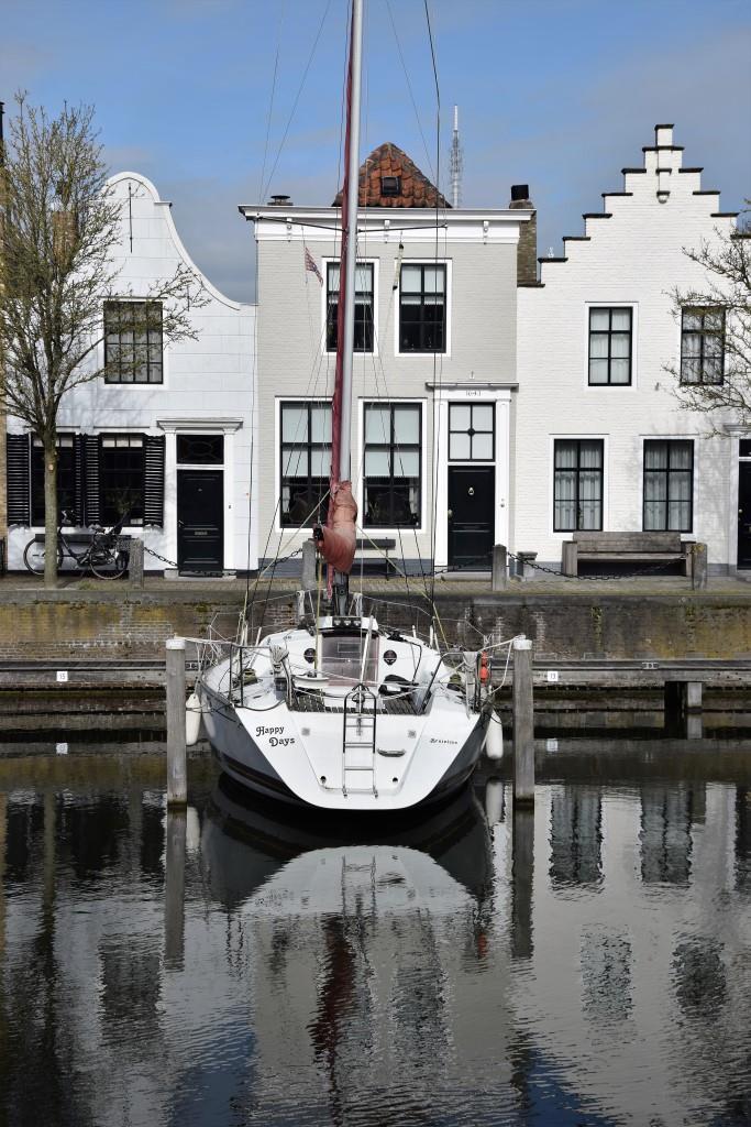 Traumhaus mit Liegeplatz fürs Segelboot - ein Urlaubstraum