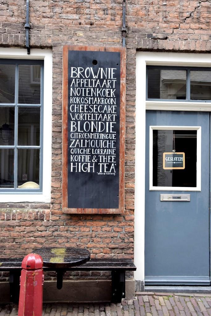 Wie soll man sich da entscheiden? Appeltaart & Kollegen laden ein in Middelburg, Zeeland