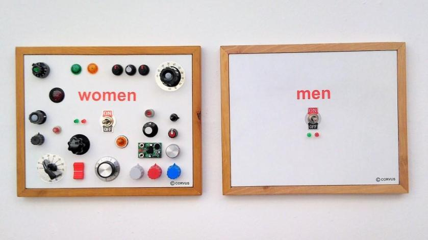 Men vs. Woman