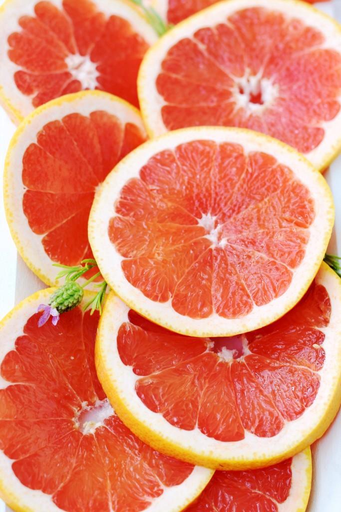 Manche mögen's herb - Pink Grapefruit