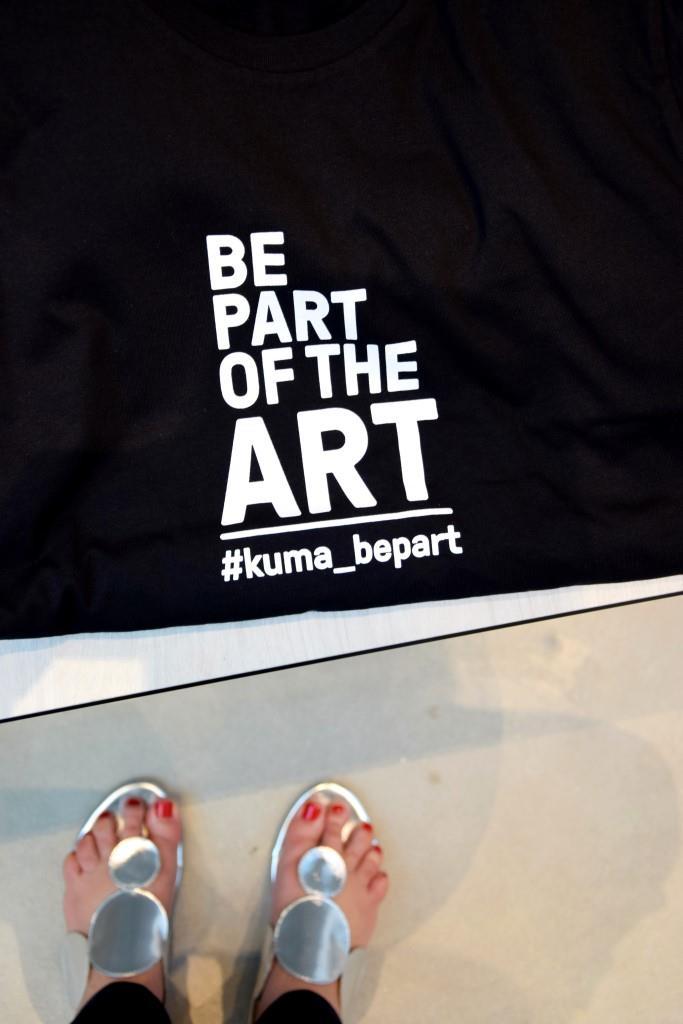 Be Part of the Art - ein Besuch in der neuen Kunsthalle Mannheim lohnt sich!
