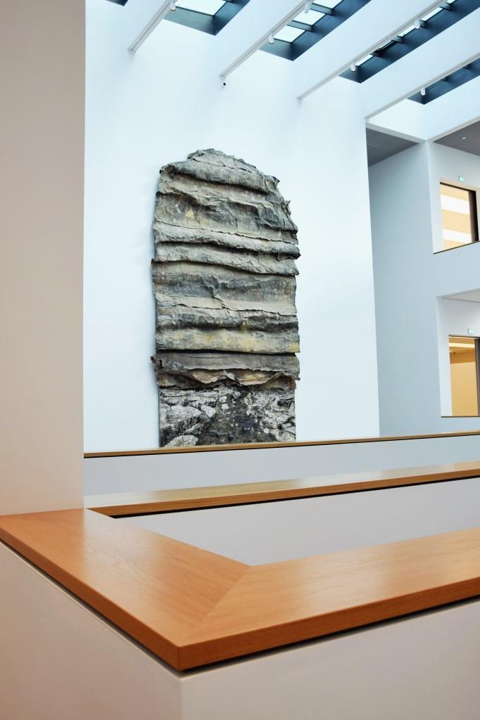 Kunst von Anselm Kiefer in der neuen Kunsthalle Mannheim