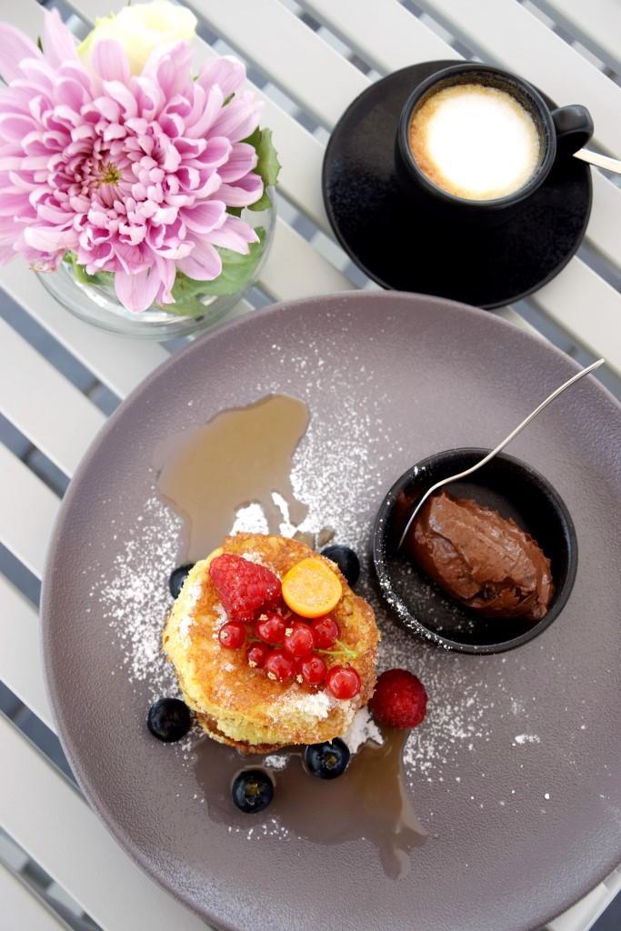 #butfirstcoffee - Frühstück im Café LUXX in Mannheim