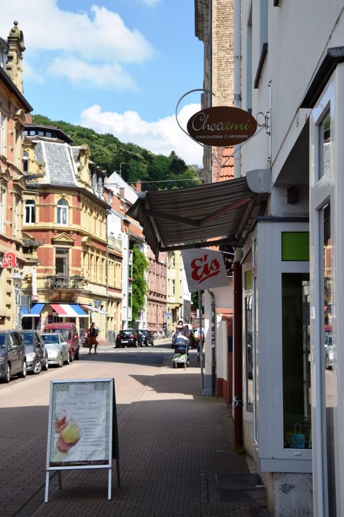 So schön - die Straßen von Heidelberg Neuenheim