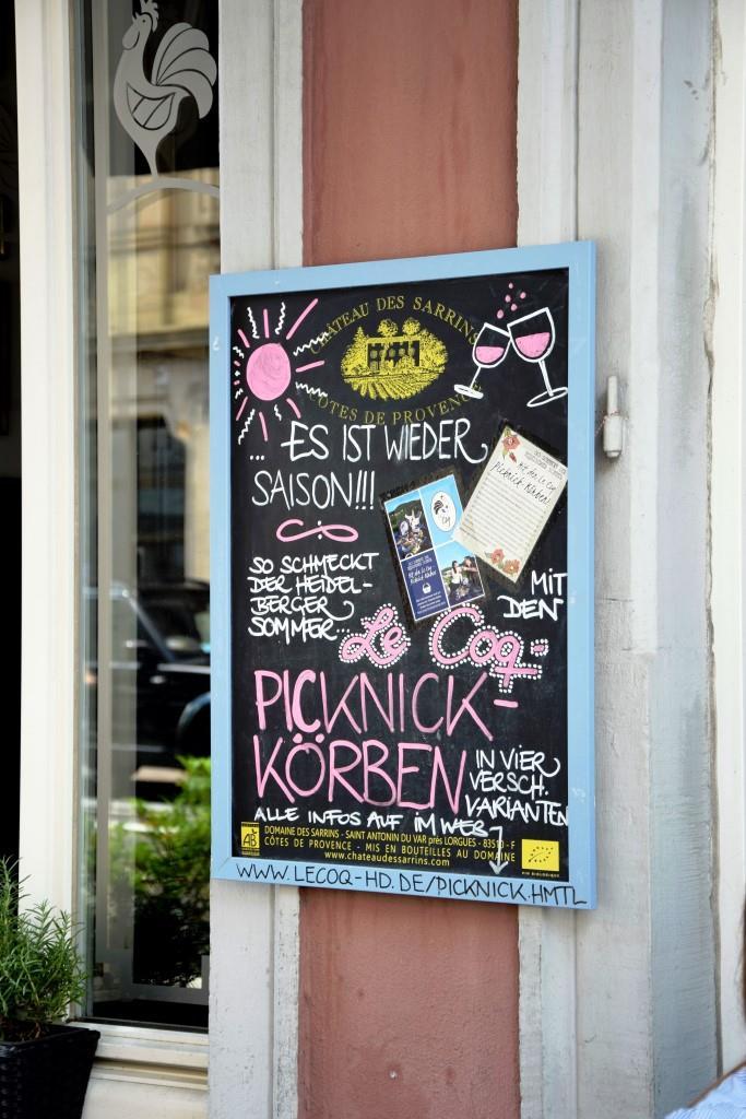 Sommer-Idee! Gepackte Picknick-Körbe ausleihen im Le Coq