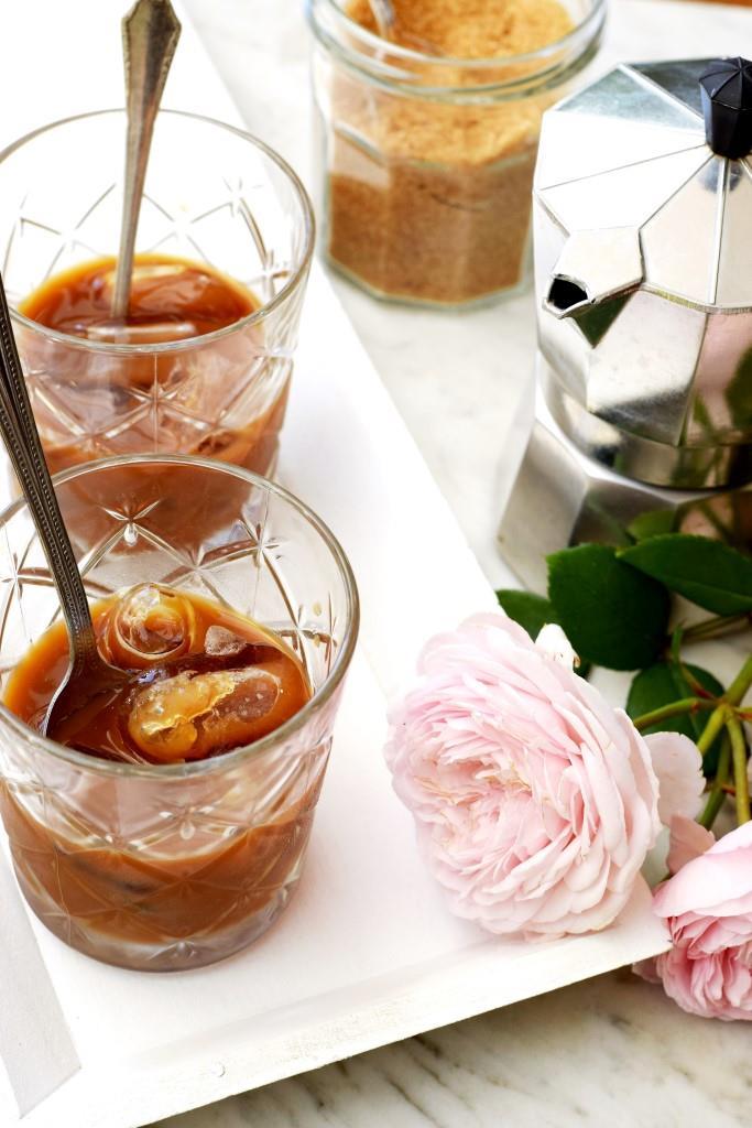 Herrlich erfrischend! Espresso on the rocks, Café con hielo