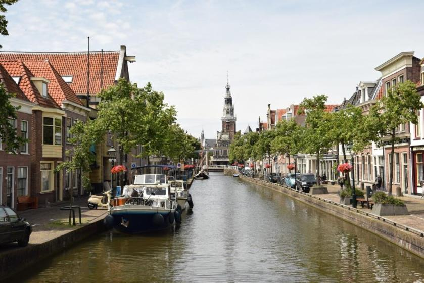 Immer wieder wunderschön! Alkmaar in Nordholland - große Hollandliebe!